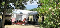 camping, pays d'avignon, orange, carpentras